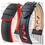 Hirsch Bracelets 22mm
